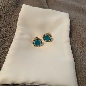 Marc Jacobs stud earrings